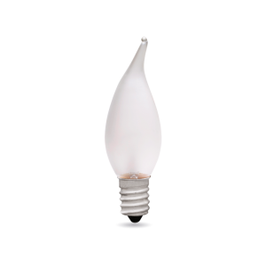 Incandescente Vela Chama 40W 2.700K  E14 -IF14017